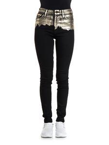Vivienne Westwood  - Stretch cotton jeans