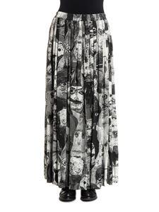Vivienne Westwood  - Viscose skirt