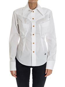 Vivienne Westwood  - Stretch cotton shirt