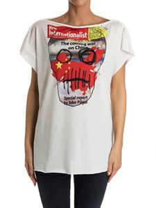 Vivienne Westwood  - China Square top (Andreas Kronthaler Unisex collection for Vivienne Westwood)