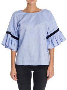 SEMICOUTURE - Cotton blouse
