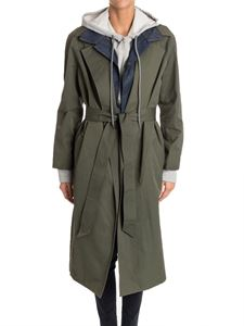 SEMICOUTURE - Cotton blend jacket