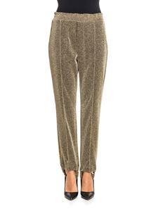 Golden Goose - Lurex pants