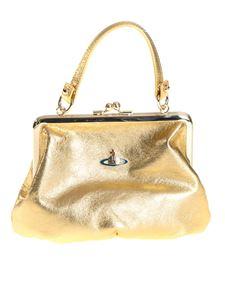 Vivienne Westwood  - Nappa leather handbag