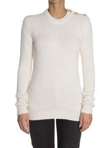Balmain - Wool and mohair sweater