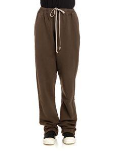 RICK OWENS DRKSHDW  - Comfortable cotton pants