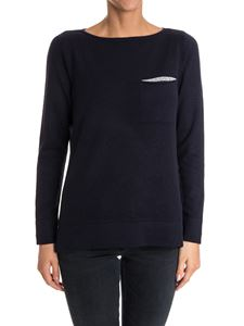 Fay - Wool and cashmere sweater