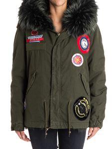 Mr&Mrs Italy - Cotton parka jacket