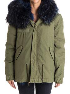 Mr&Mrs Italy - Hooded parka jacket