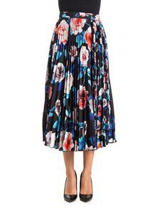 MSGM - Pleated skirt