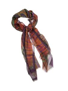 Etro - Modal and cashmere scarf