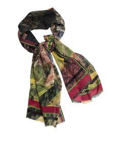 Etro - Wool scarf
