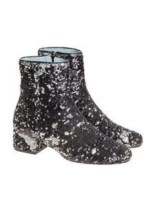 Chiara Ferragni - Sequins boots