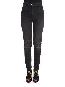 Balmain - Cotton jeans