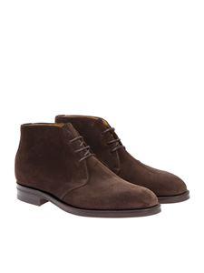 EDWARD GREEN - Desert shoes