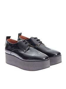 Alexander Smith - Patent leather sneakers