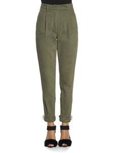 Ermanno Scervino - Cotton trousers