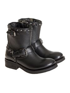 Ash - Leather boots