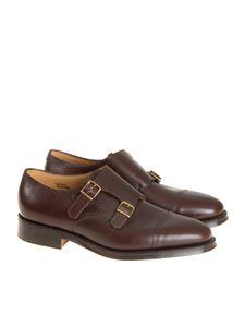 JOHN LOBB - Monk strap shoes