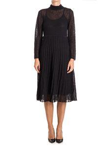 M Missoni - Pierced fabric dress