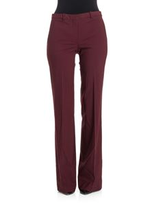 Theory - Stretch wool trousers