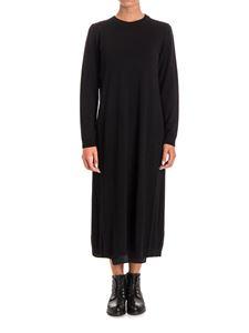 SEMICOUTURE - Wool dress