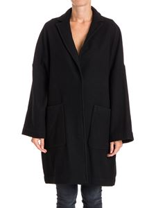 SEMICOUTURE - Wool coat
