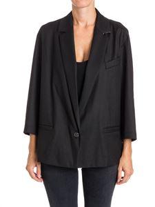 SEMICOUTURE - Wool jacket