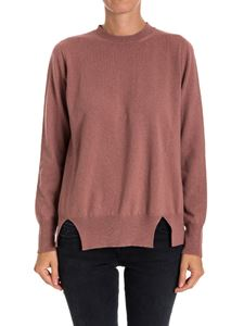 SEMICOUTURE - Wool and cashmere sweater