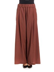 SEMICOUTURE - Wool pants