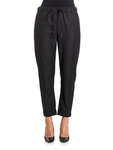 SEMICOUTURE - Wool trousers