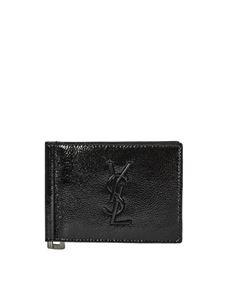 Saint Laurent Paris - Leather wallet