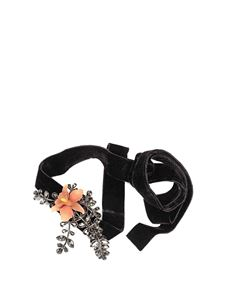 Dsquared2 - Velvet necklace