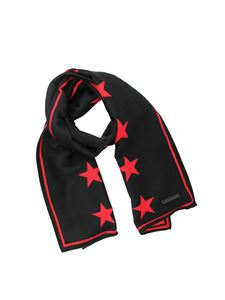 Givenchy - Wool and silk scarf