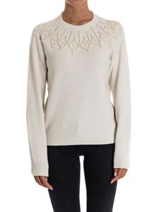 Ermanno by Ermanno Scervino - Wool and cashmere sweater