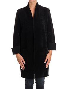 Kangra Cashmere - Wool and viscose cardigan