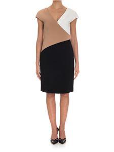 Diane von Fürstenberg - Semi-rigid fabric dress