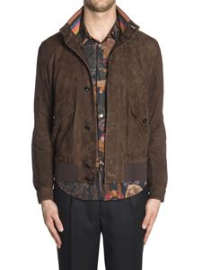 Paul Smith - Suede jacket
