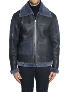 Paul Smith - Shearling jacket