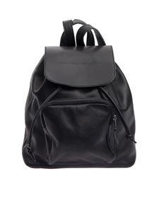 VIRREINA 1958 - Leather backpack