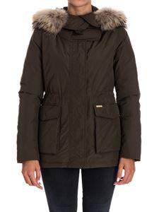 Woolrich - Hooded down jacket