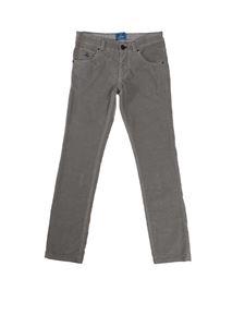 Fay Jr - 5 pockets trousers