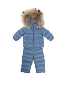 Moncler Jr - New Mauger padded suit