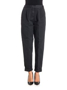 massimo alba - Cotton trousers