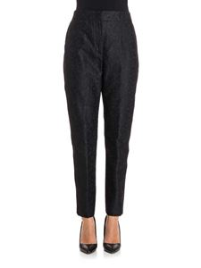 MSGM - Fabric trousers