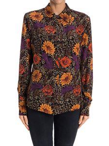 True Royal - Stretch silk shirt