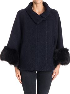 Blumarine - Wool blend coat