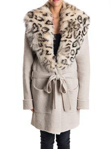 Blumarine - Wool and cashmere coat