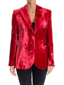 Parosh - Velvet jacket