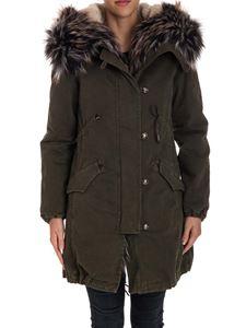 Violanti - Cotton parka jacket